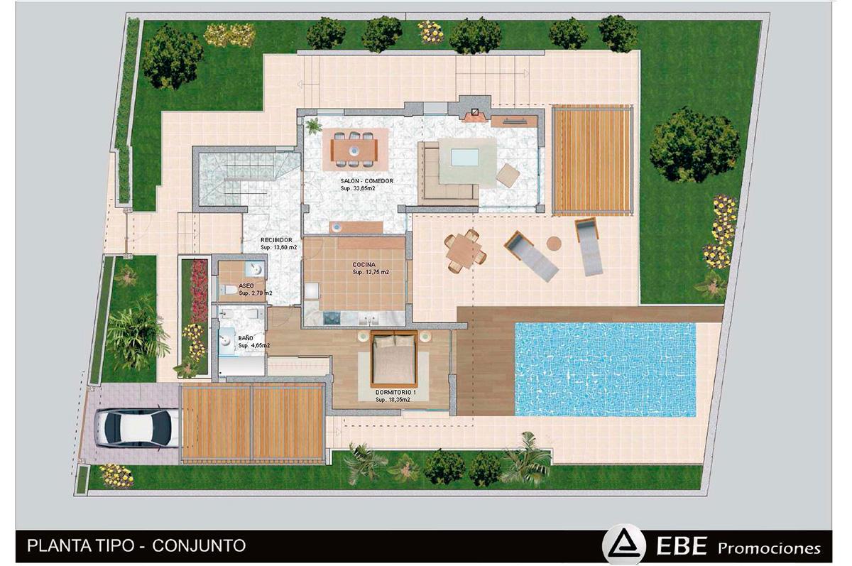 100 los planos de las casas irobot el error de - Plano de la casa ...